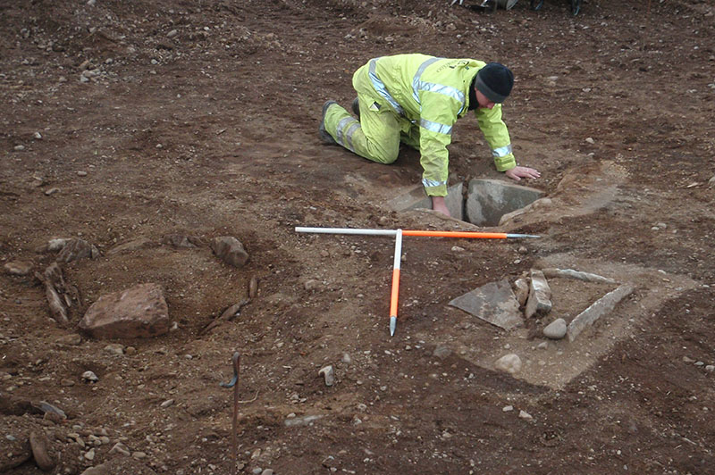 Excavations at Blairbuy