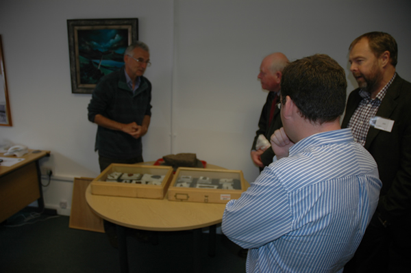 The Society of Antiquaries of Scotland Summer Excursion 2012