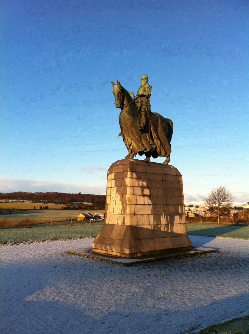The Robert the Bruce Monument